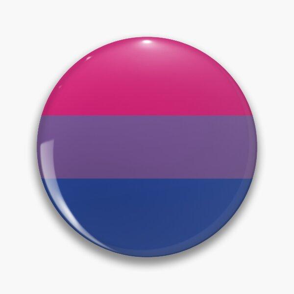 Bisexual Flag Pin