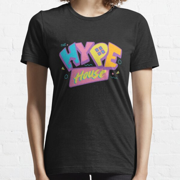 90's The Hype House T-shirt essentiel
