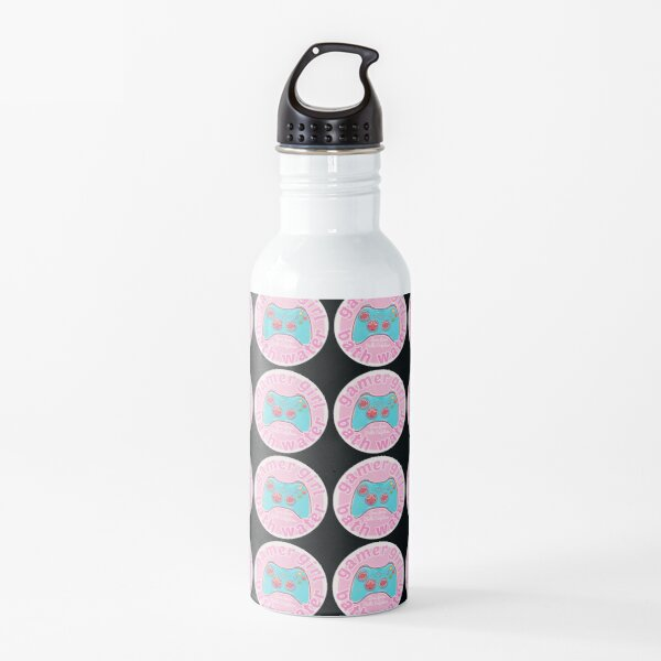 (Almost) Gamer Girl Bath Water Water Bottle