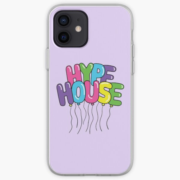 The Hype House Balloons iPhone Soft Case