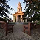 St Georges Church, Battery Point, Tasmania #4 by Chris Cobern