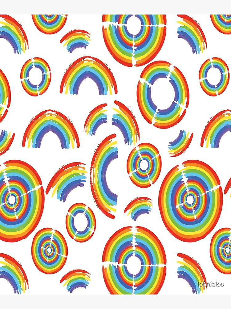 Rainbow Trail by lonnielou