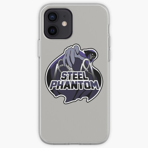 Steel Phantom iPhone Soft Case