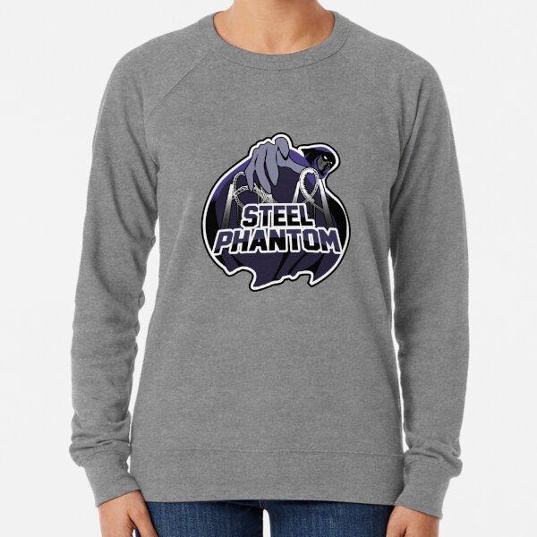 Steel Phantom Lightweight Sweatshirt