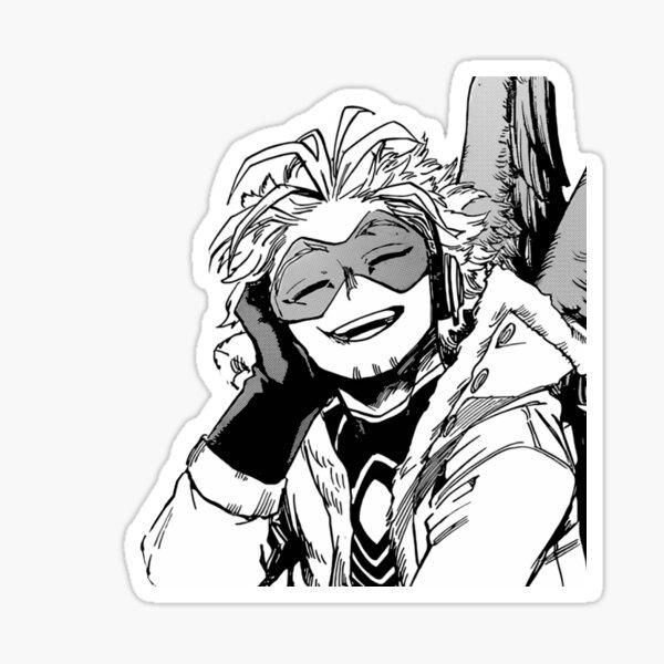 Hawks sticker Sticker