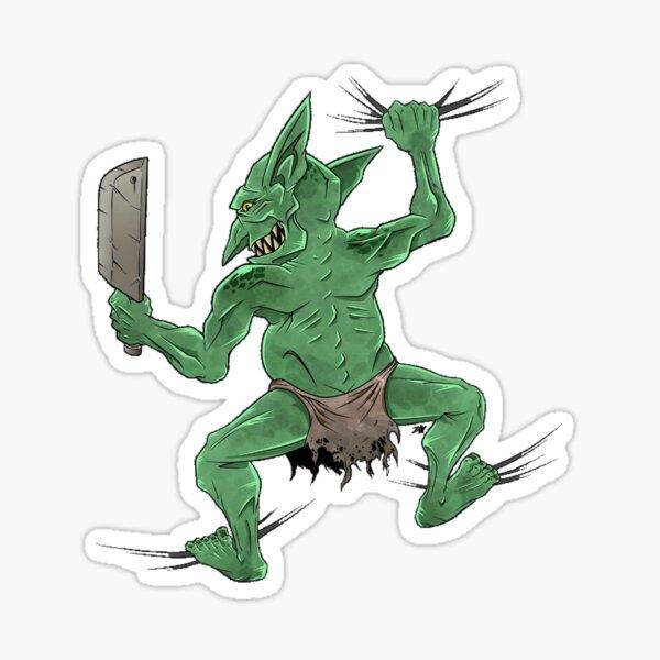Pocket Goblin Sticker
