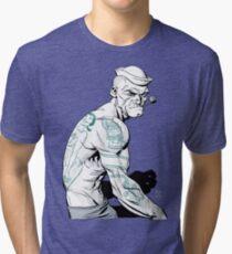 Popeyed Tri-blend T-Shirt