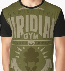 Viridian Gym Graphic T-Shirt