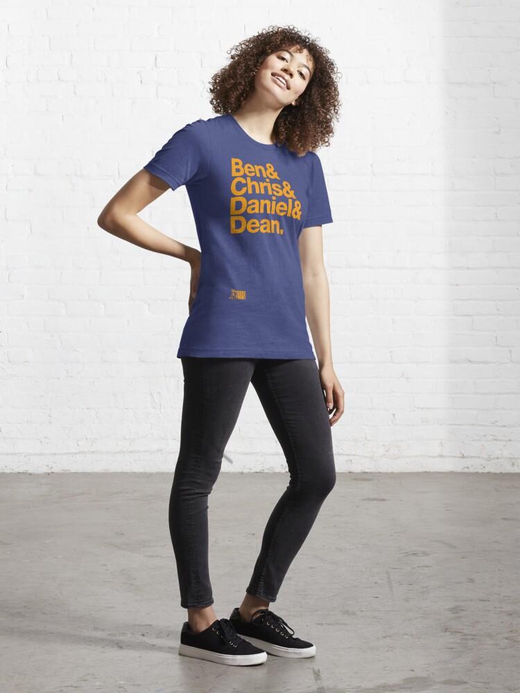 Alternate view of Fab Four: West Coast 2006 Essential T-Shirt