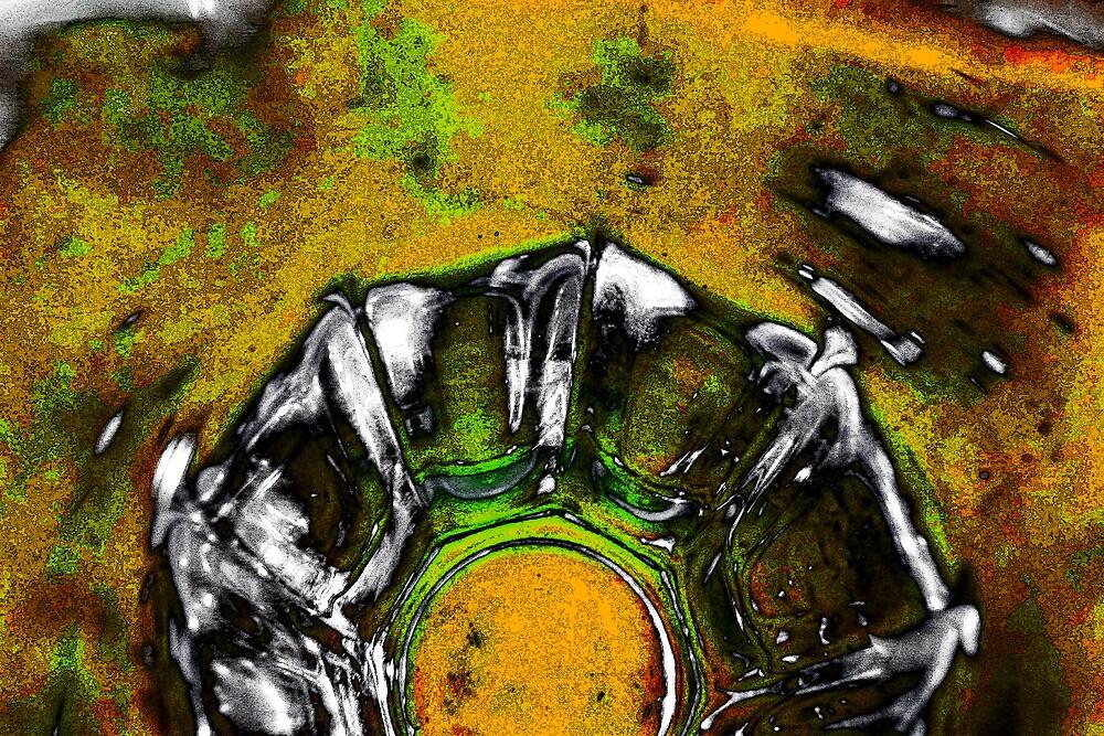 Untitled #50 by Benedikt Amrhein