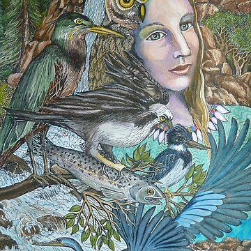 River Spirit by SallySargent