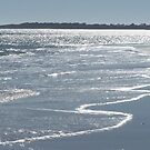 Sand and Sea at McEckerns Beach-Southern Yorke Peninsula by Craig Watson
