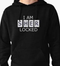 I AM SHER - LOCKED Pullover Hoodie