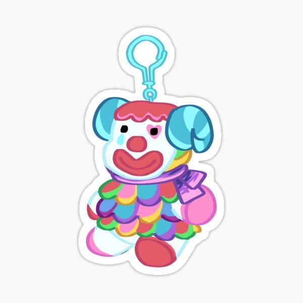 Animal Crossing New Horizons Pietro Keychain Sticker