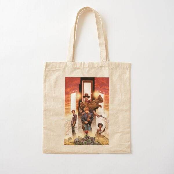 The Tower Series Cotton Tote Bag