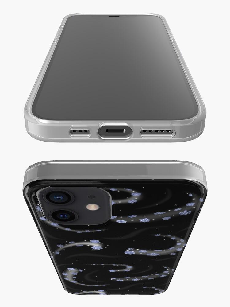 Alternate view of Frozen Zephyr iPhone Case & Cover