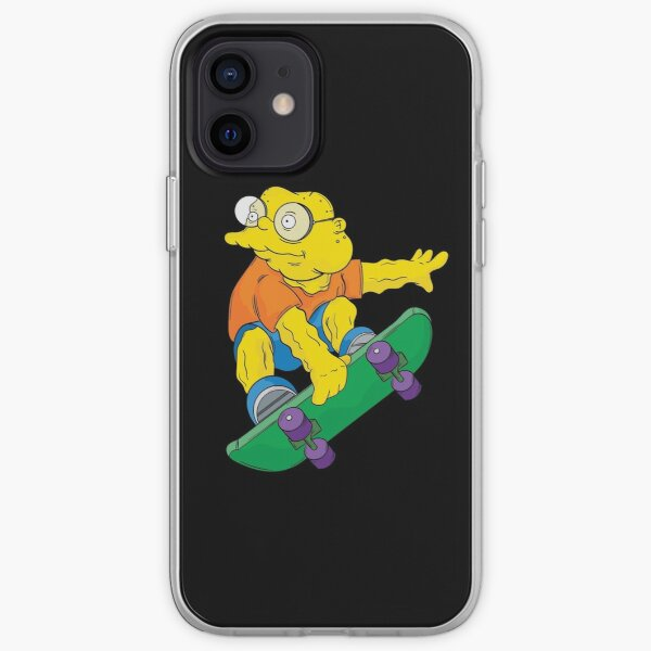 Hans Moleman - Simpsons Coque souple iPhone