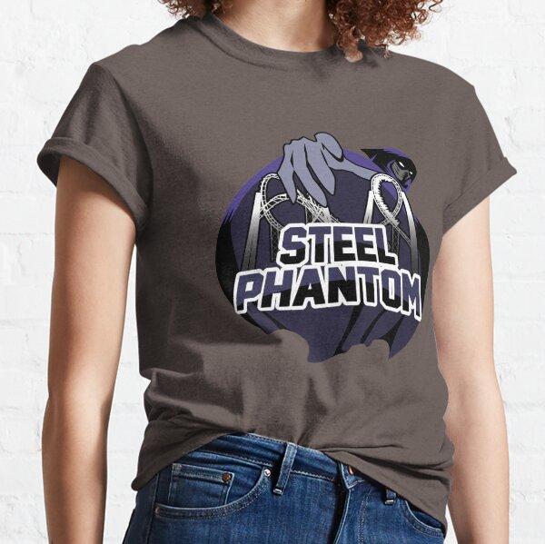 Steel Phantom - No Outline Classic T-Shirt