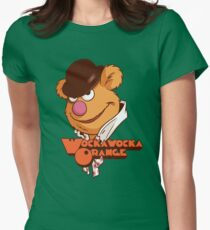 Fozzie Droog Womens Fitted T-Shirt