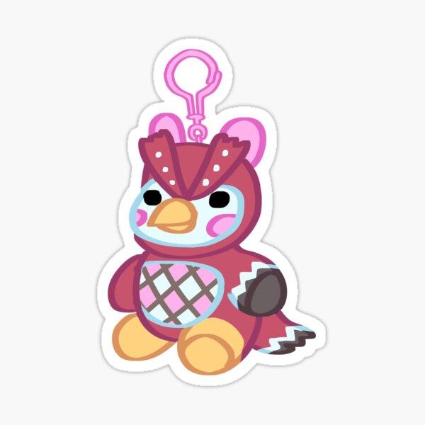 Animal Crossing: New Horizons Celestie Keychain Sticker