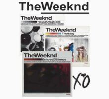 Weeknd Mixtapes! XO