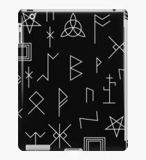Runes Of Mystery iPad Case/Skin