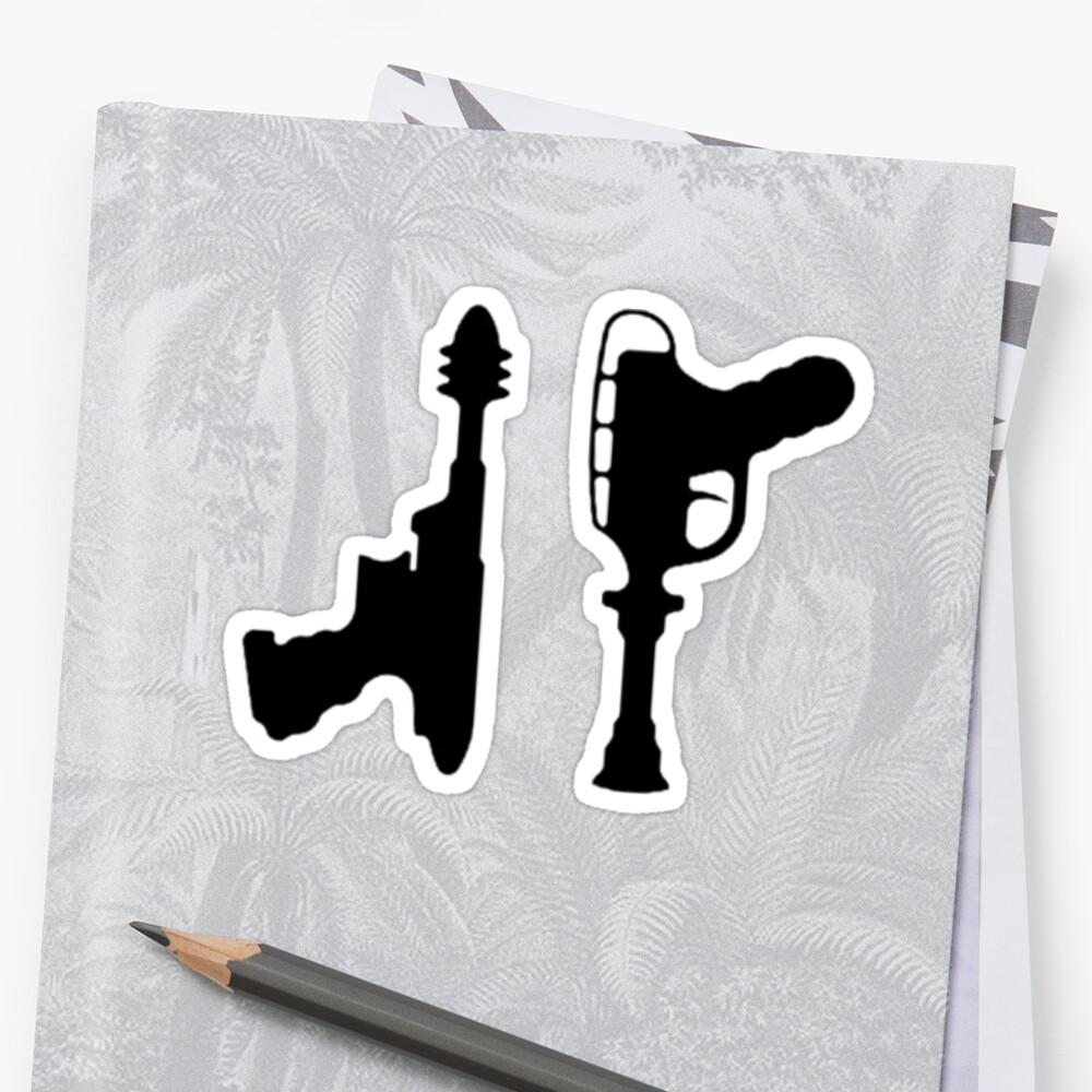 Raygun Logo by nickpledge