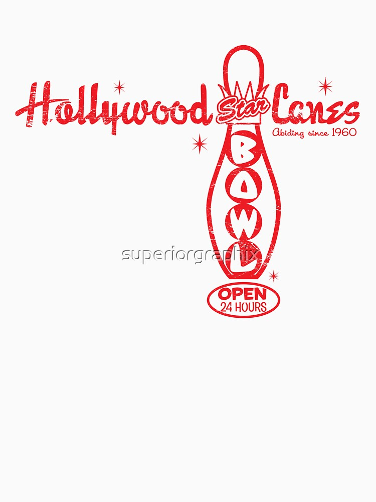 Hollywood Star Lanes | Unisex T-Shirt
