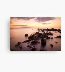 Makena Sunset Canvas Print