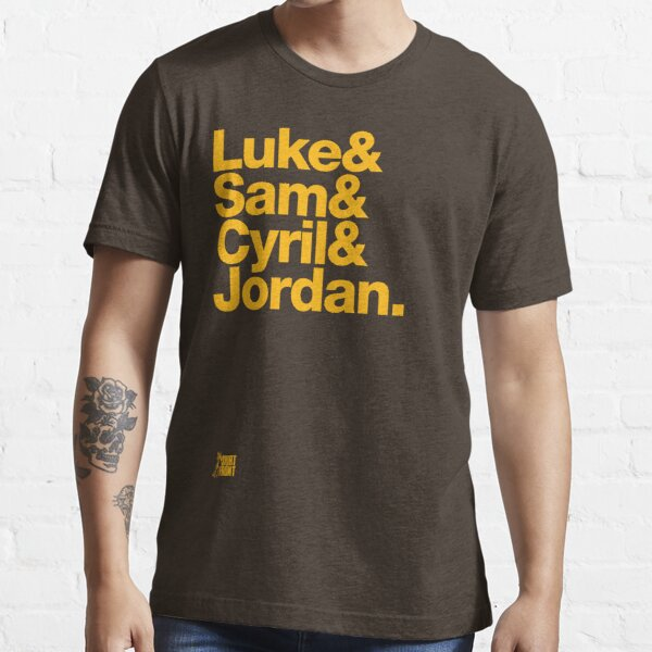 Fab Four: Hawthorn 2015 Essential T-Shirt