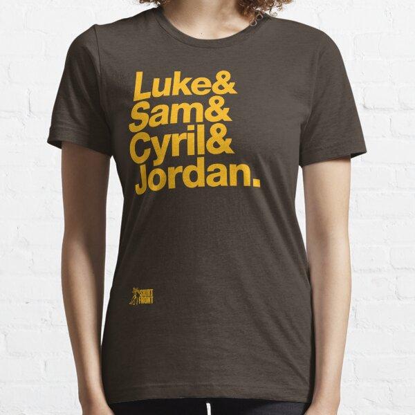 Fab Four: Hawthorn 2015 Essential T-Shirt