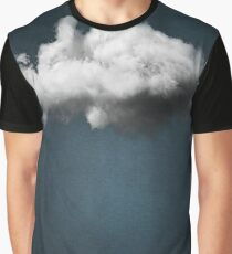 WAITING MAGRITTE Graphic T-Shirt