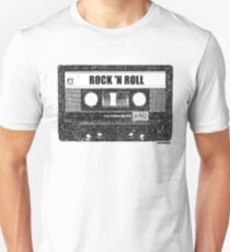 ROCK n' ROLL CASSETTE Unisex T-Shirt