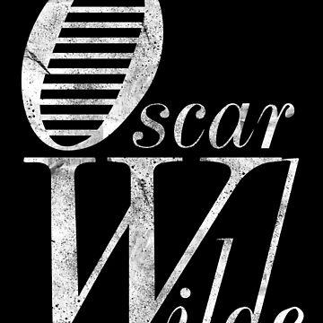 Oscar Wilde White by erospsyche