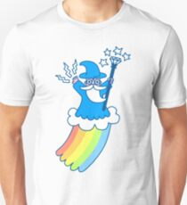 Rainbow Wizard Slim Fit T-Shirt
