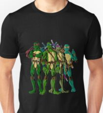I Love Being A Turtle T-Shirt