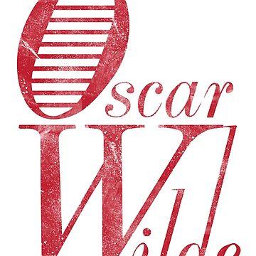 Oscar Wilde Red by erospsyche