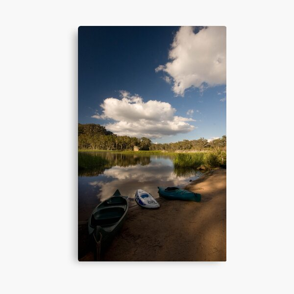 Dunn's Swamp ~ Wollemi National Park II Canvas Print