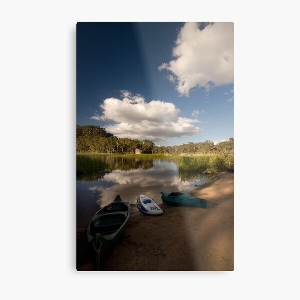 Dunn's Swamp ~ Wollemi National Park II Metal Print
