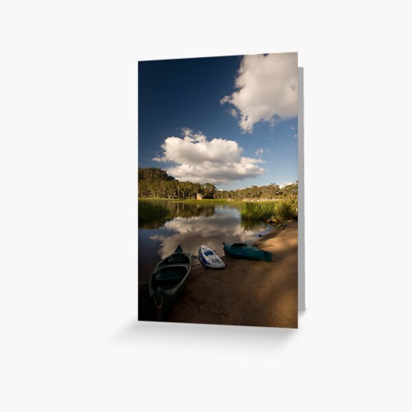 Dunn's Swamp ~ Wollemi National Park II Greeting Card