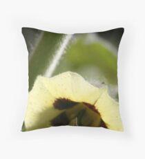 Gooseberry blossom - Gauteng Throw Pillow