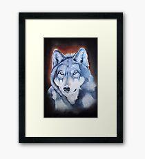 Wolf Framed Print