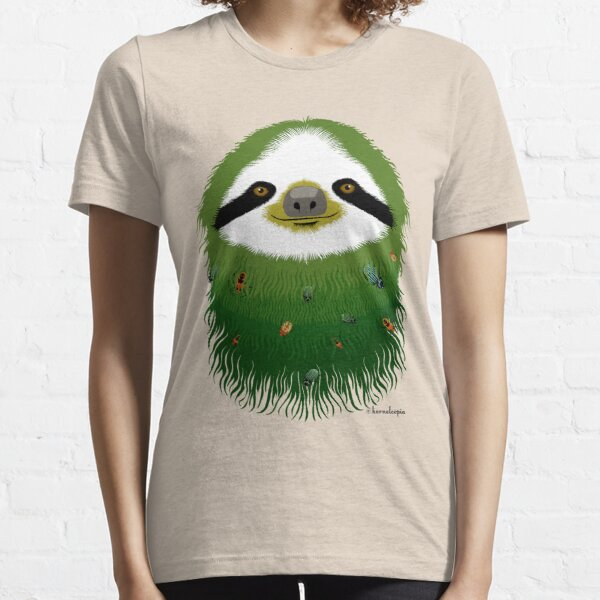 Sloth buggy - green Essential T-Shirt