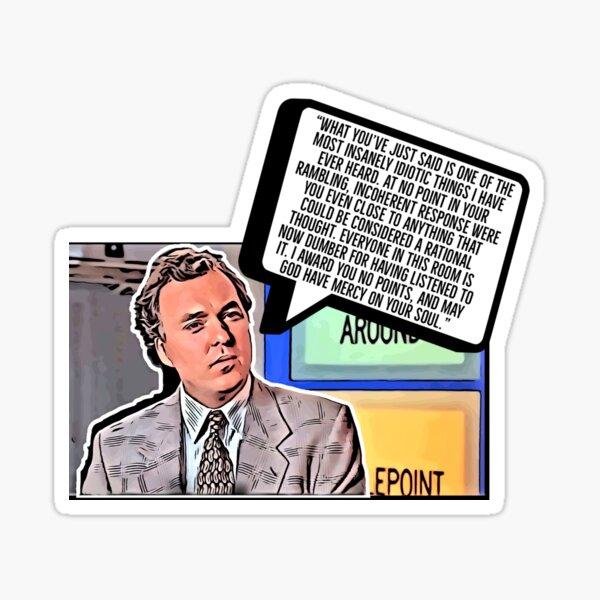 James Downey Sticker