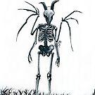The Jersey Devil Is My Friend by Zombie Rust
