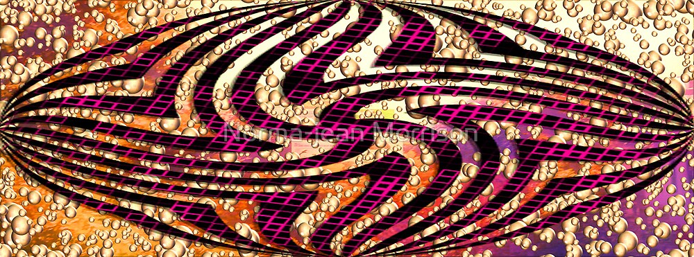 the spaceship2012  by Norma-jean Morrison