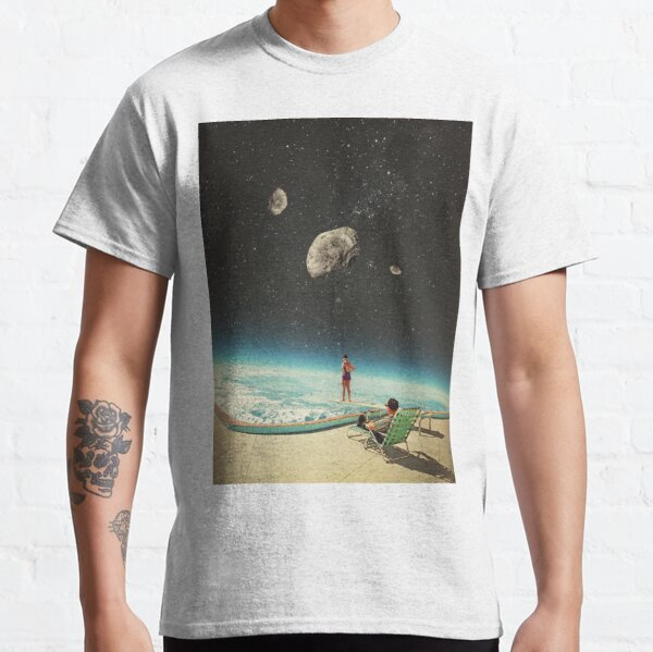 Summer with a Chance of Asteroids Classic T-Shirt