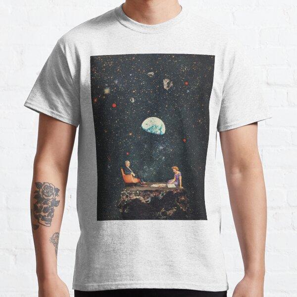 I'm Not going Anywhere Classic T-Shirt