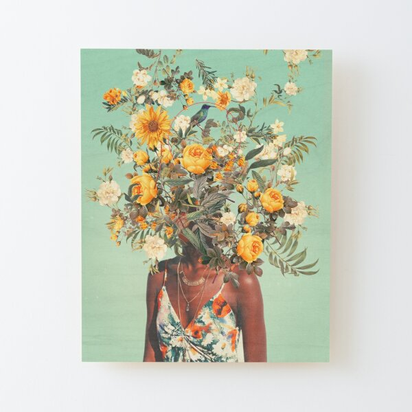 You Loved me a Thousand Summers ago Wood Mounted Print