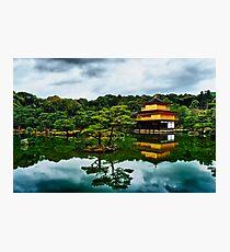 Kinkaku-ji, Kyoto Photographic Print